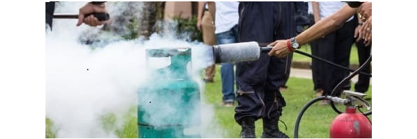 Co2 Feuerlöscher Kohlensäure